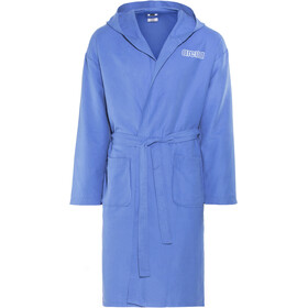 arena Zeal Bathrobe royal-white